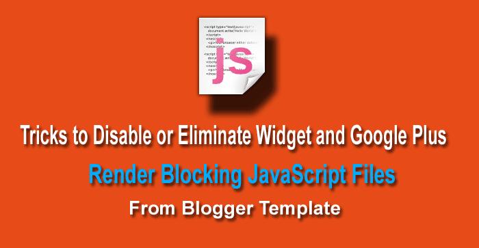 Hướng dẫn chặn widgets.js, plusone.js mặc định và sửa lỗi widget contact form không gửi được thư sau khi chặn