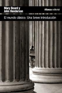 """""""El mundo clásico: Una breve introducción"""" - Mary Beard"""