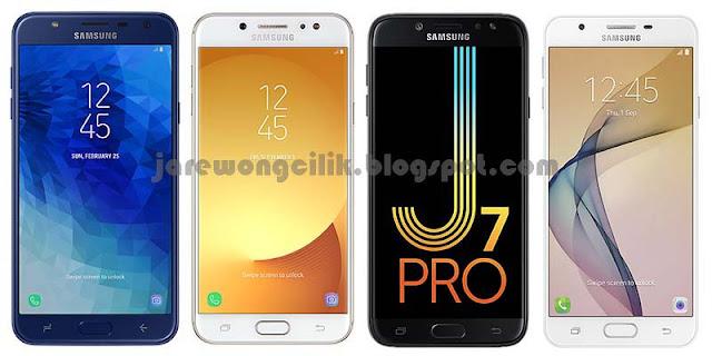 Harga  Hp Samsung J Series Terbaru 2020