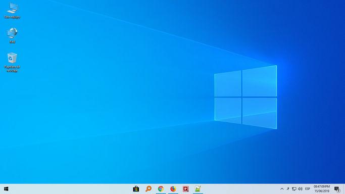 FalconX: Cómo centrar los iconos de la barra de tareas en Windows 10