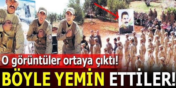 Ορκίζονται στον Οτσαλάν να… κάψουν την Τουρκία!