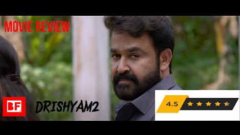 Drishyam2 review: Bitching films