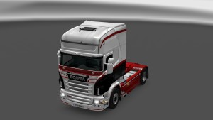 Grovslien Skin for Scania RJL