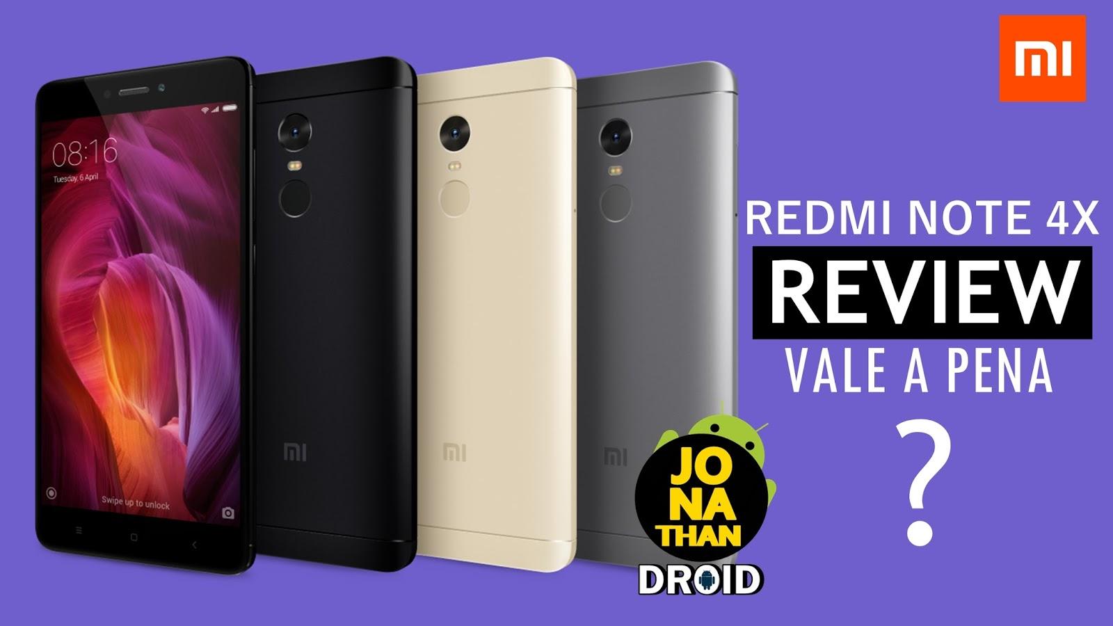 Xiaomi Redmi Note 4 é Anunciado Com Tela Fhd De 5 5 Por: XIAOMI REDMI NOTE 4X