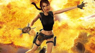 تحميل لعبه قتال الاكشن Tomb Raider Legend للأندرويد  لمحاكي PPSSPP