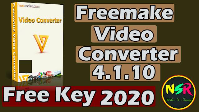 Freemake Video Converter Full 4.1.10 With Free Key 2020