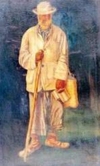 Toñé (el limosnero), 1927