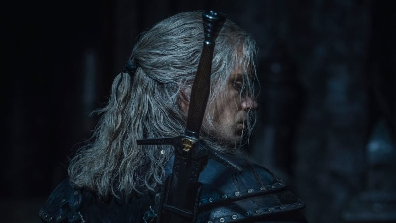 The witcher season 2 Geralt Of Rivia First Look Unveils Henry Cavill
