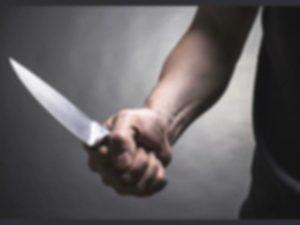 Filho tenta matar o pai com golpes de faca no Centro de ST e vizinhos acionam a polícia