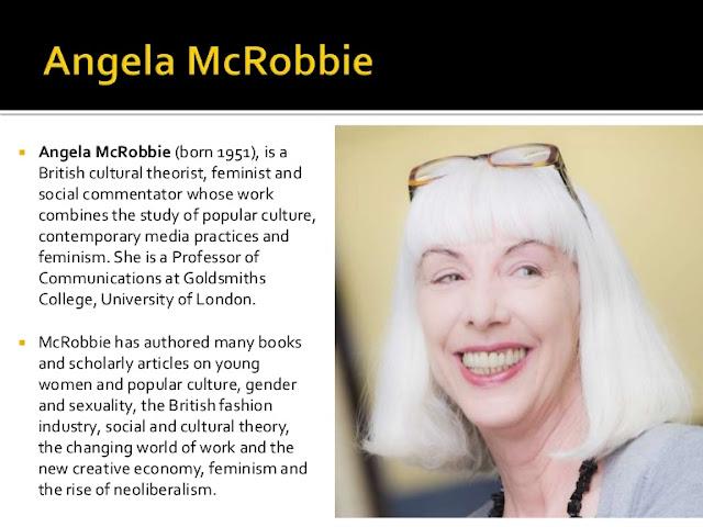 Angela Mcrobie