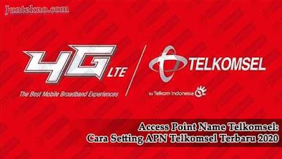 Access Point Name Telkomsel, APN Telkomsel