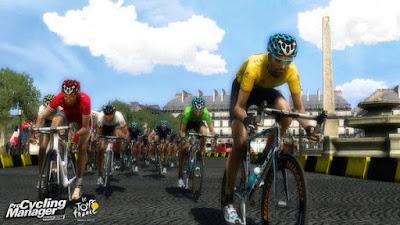 اختيارات في العبة سباق الدراجات الماراثون