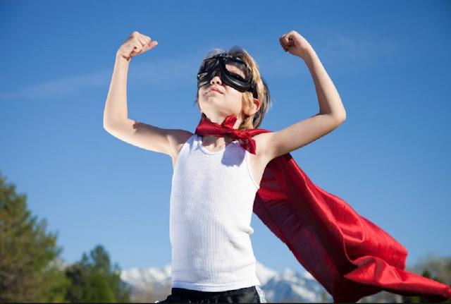 Menumbuhkan kepercayaan diri anak