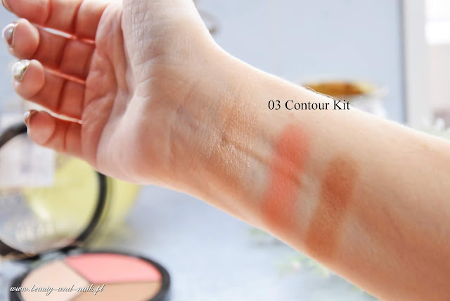 CONTOUR KIT 3in1 look total effect