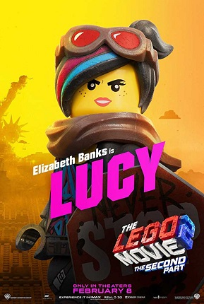 The Lego Movie 2 The Second Part 2019 English 300MB BRRip ESubs 480p