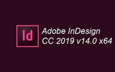 Adobe InDesign CC 2019 V14 F.U.L.L