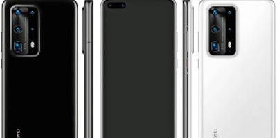 Bocoran Huawei P40 Pro sang Penantang Galaxy S20 Ultra