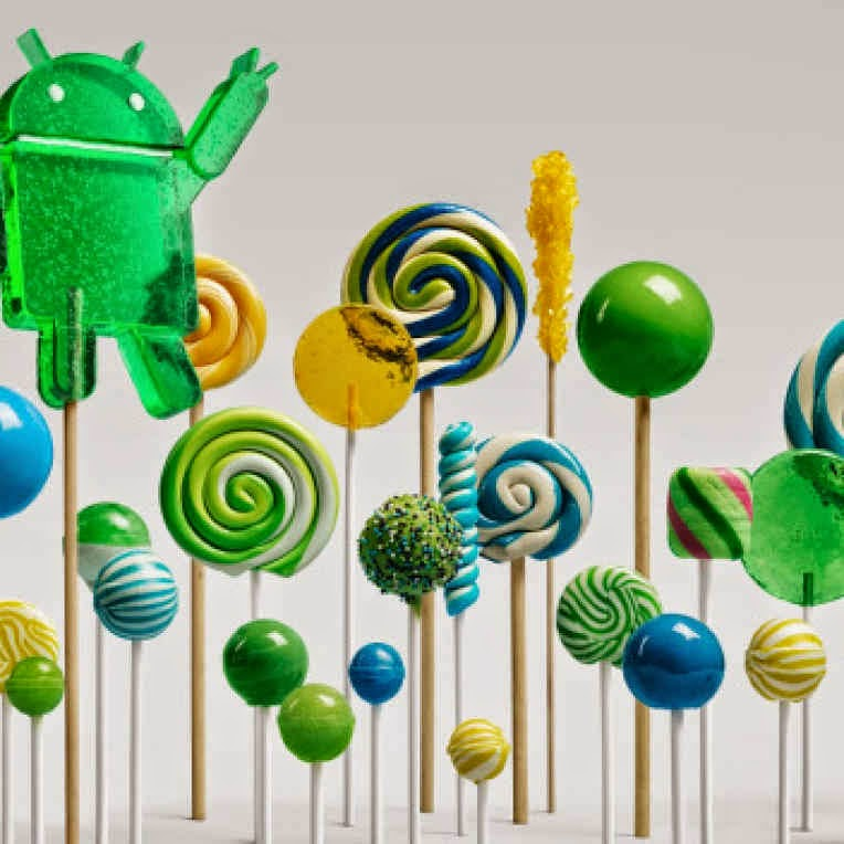 android, Android 5.0, lollipop