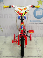 12 Inch Avatar Super Sport Kids Bike