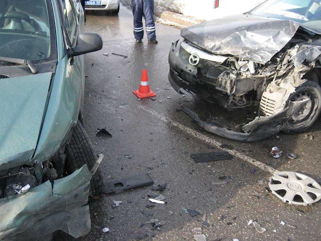 72 ДТП, пострадал пешеход Сергиев Посад