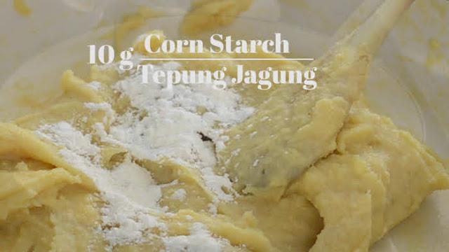 Add corn starch