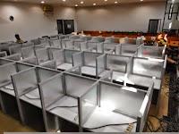 furniture semarang - meja sekat kantor 01