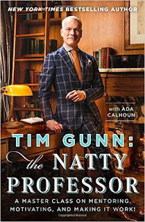 Tim Gunn's The Natty Professor is a surprisingly good read for teachers everywhere! I share a little bit about why I think you should read this book in my review in this blog post.