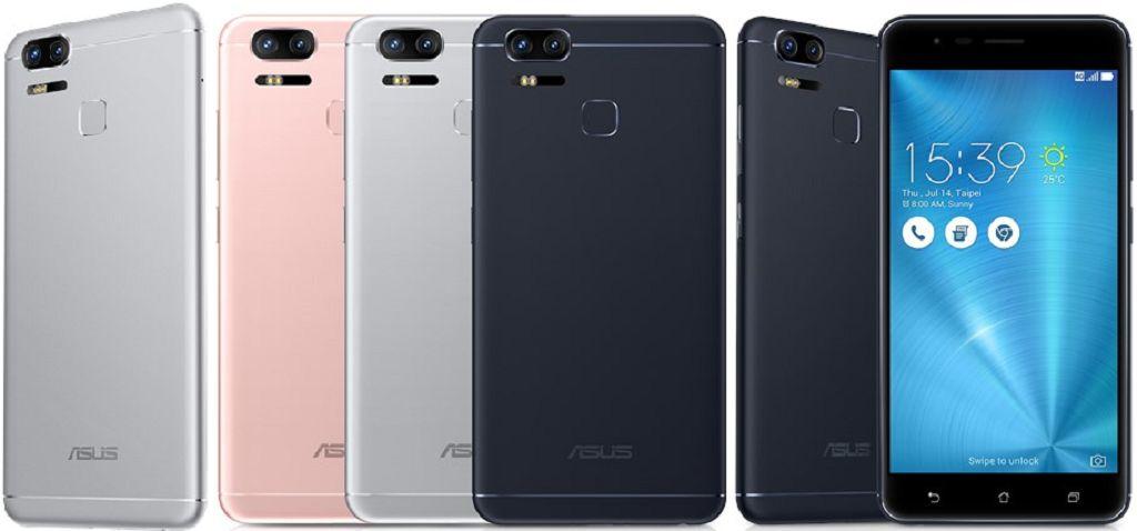 Hp Asus ZenFone 3 Zoom (ZE553KL) (2017) beserta harga dan Spesifikasi