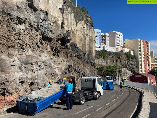 Finalizan las obras de acondicionamiento y mejora de la calle Sebastián Arozena