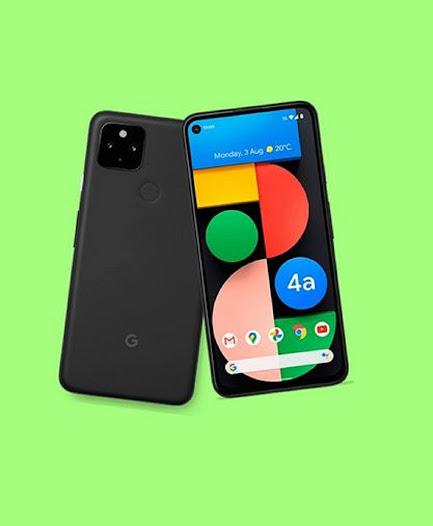 Google Pixel 4a 5G Release Date