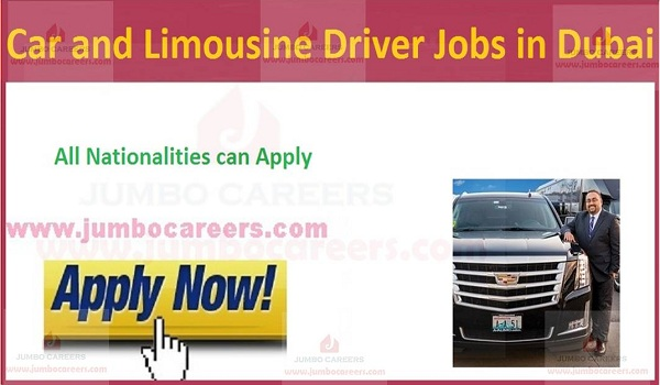 Recent driver jobs in Dubai, Current jobs in Dubai,