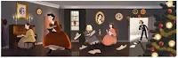 Google celebra la scrittrice americana Louisa May Alcott: un doodle per ricordare i 184 anni dalla nascita....