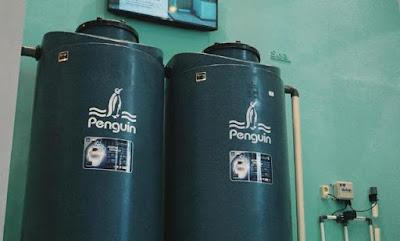 Tangki Air Penguin Jenis Modular Tank