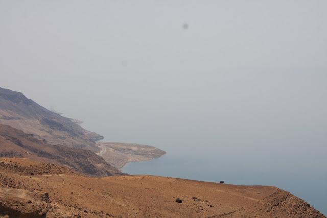 Visitar o MAR MORTO - Uma aventura no ponto mais baixo da Terra | Jordânia