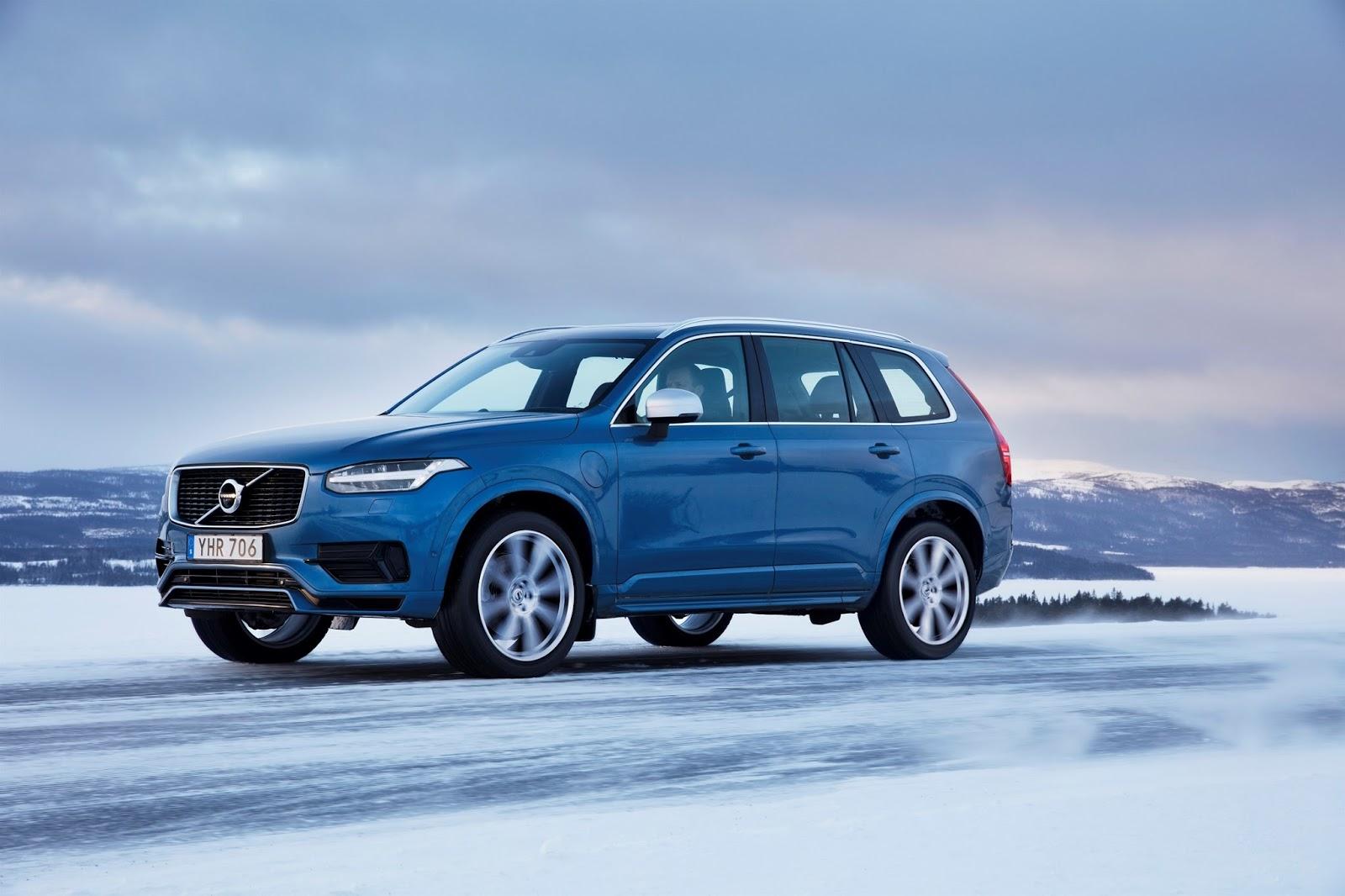 Κέρδη ρεκόρ 11 δισ. σουηδικών κορωνών για τη Volvo το 2016