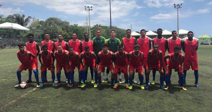 b0fb7f7b6f A Seleção Baiana Sub-20 está de malas prontas para Goiânia. Na Capital de  Goiás