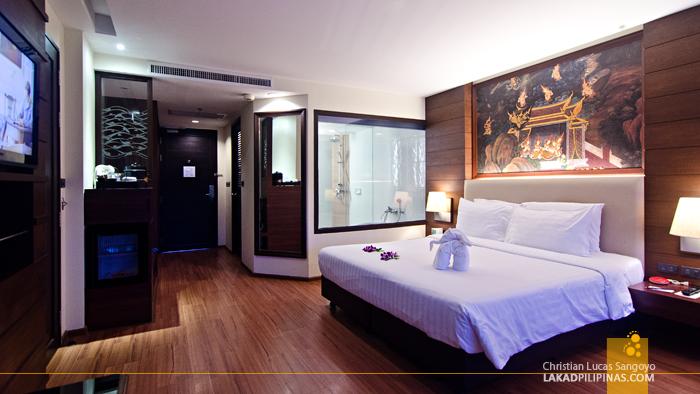 Novotel Phuket Vintage Park Resort Room