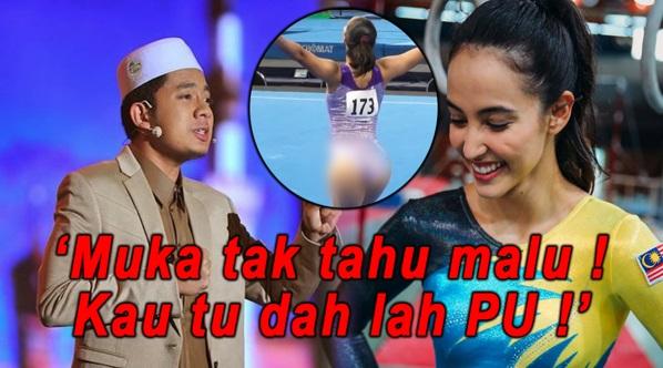Ramai TERKEJUT, PU Rahmat Boleh Tweet Macam Ni Pasal Farah Ann Belanja Lurah Time Sukan Gimnastik !