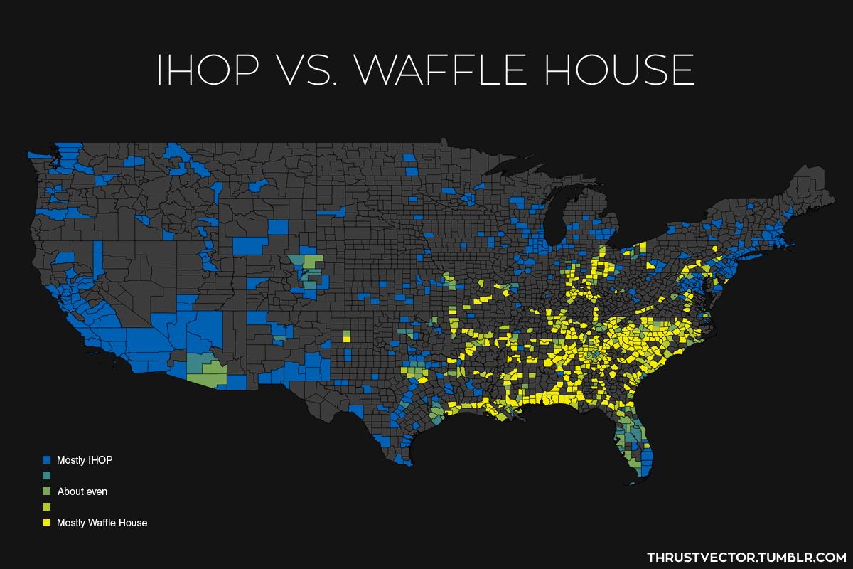 IHOP vs. Waffle House