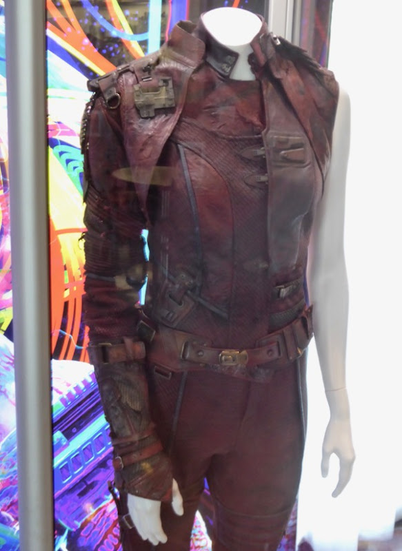 Guardians of the Galaxy 2 Nebula movie costume