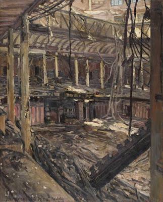 Painter Johannes Hänsch