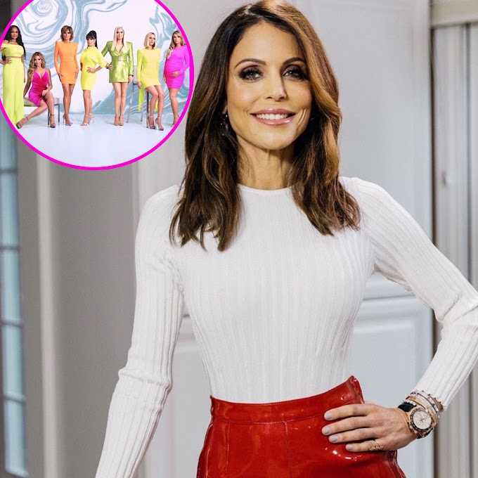 Bethenny Frankel Weighs In On RHOBH Season 10 Drama And Reacts To Denise Richards' Exit!