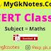 NCERT Class 6 Maths PDF
