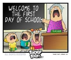 Back to school tips - an infowrap