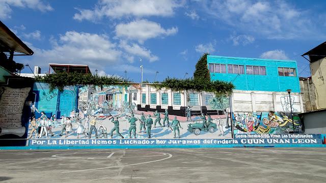 Graffity Leon Nicaragua