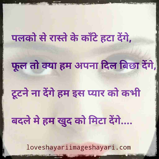 shayaris love