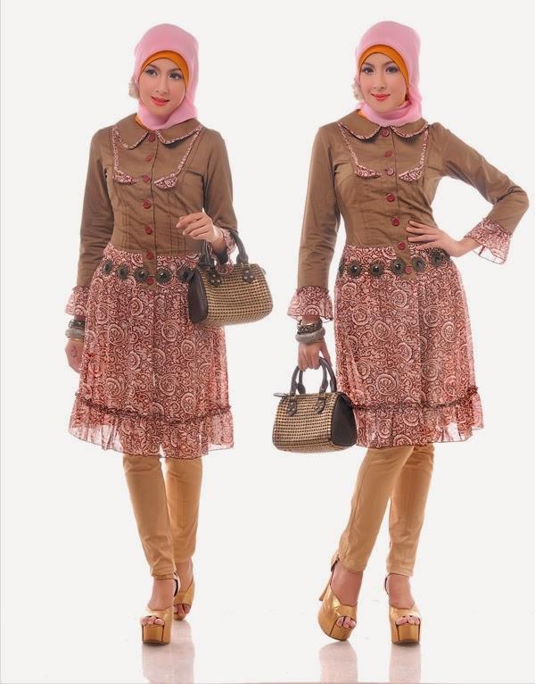 7 Trend Model Baju Gaun Pesta Muslimah di Tahun 2016
