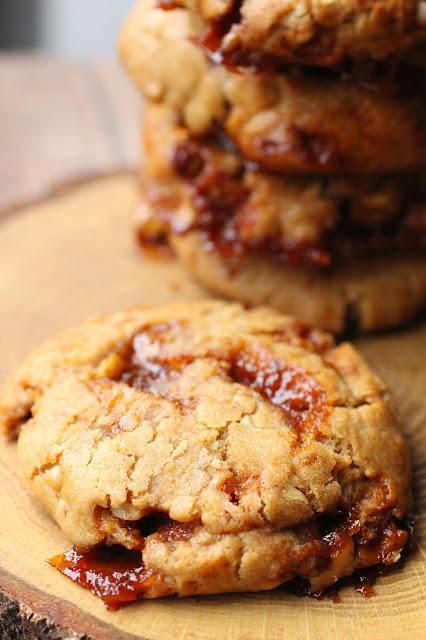 cookies vegan noix caramel