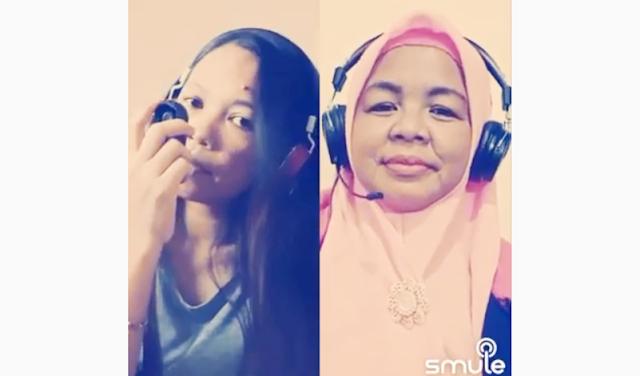 Nyanyi Duet Lagu Kemesraan by Iwan Fals di SMULE