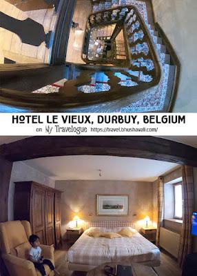Hotel Le Vieux Durbuy Hotels Pinterest